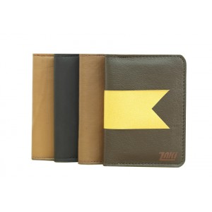 Leather bussiness card wallet Zaki