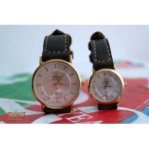 Dây đeo đồng hồ da handmade